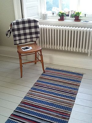 Swedish Rag Rugs