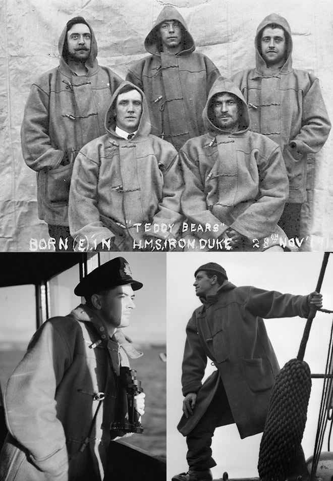 17 Best images about The Duffel Coat on Pinterest | Wool, Duffle ...