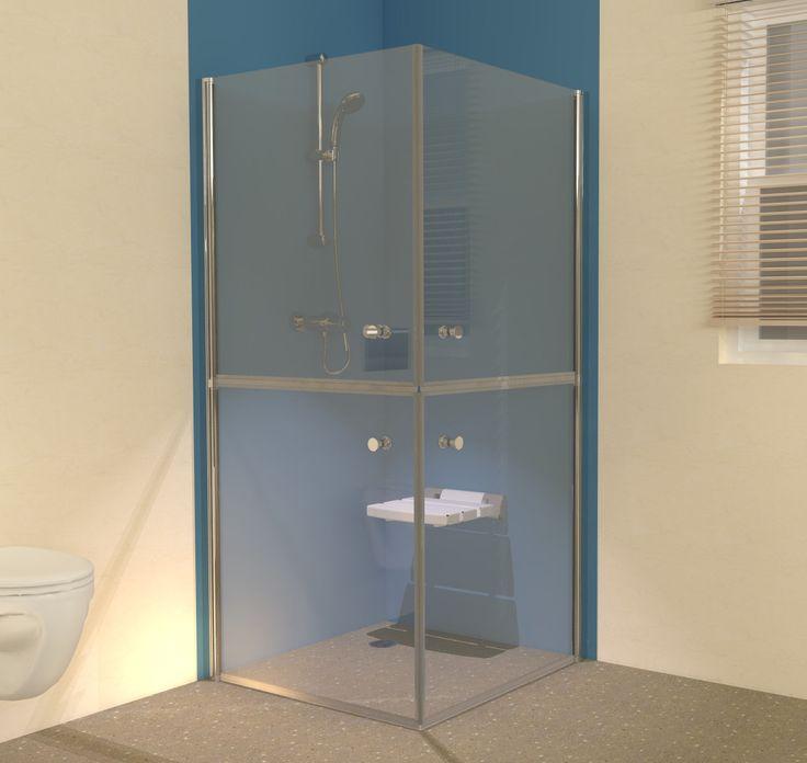 Split Water Wet Room Tray