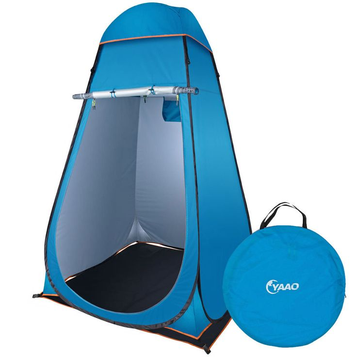 Portable Pop Up Dressing Changing Fitting Room Privacy Shower Tent Camping Beach