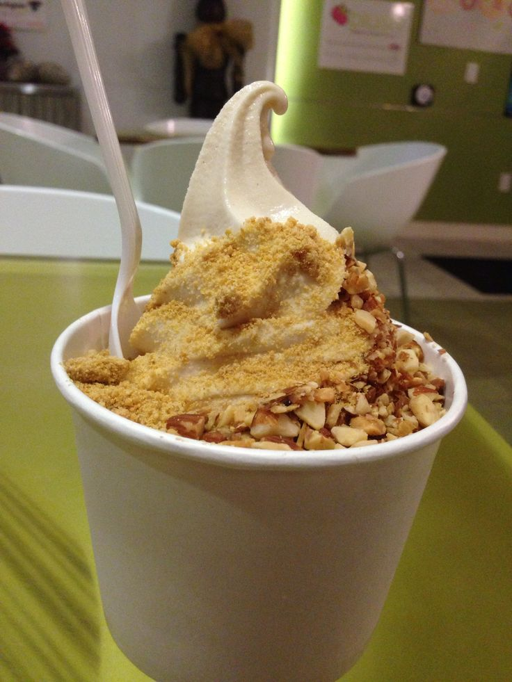 Pin by International Frozen Yogurt Association on Fro-yo consumed by ...