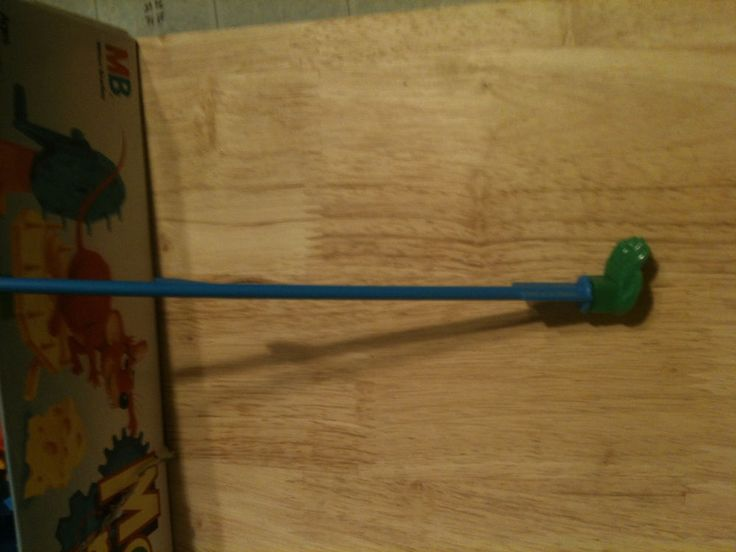 mouse trap board game instructions
