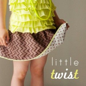 Ah Non Pas Elle : Little Twist 3M --> 3A