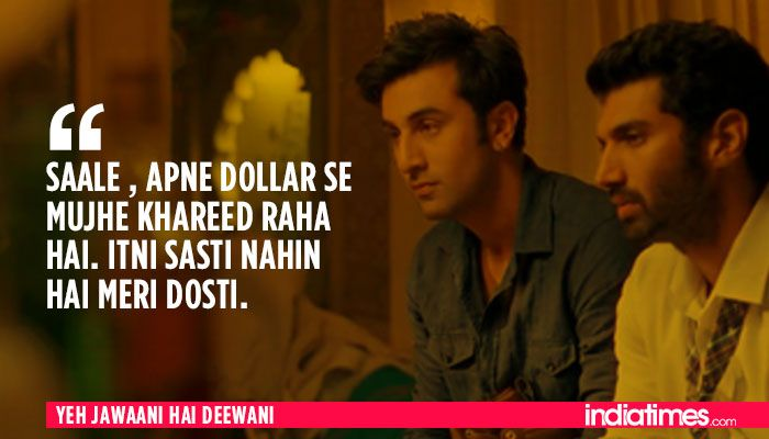 YJHD. Adi was the heart of this movie