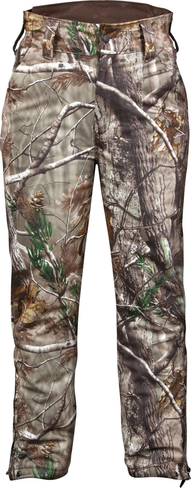 Rocky Prohunter Womens Realtree Waterproof Insulated Camo Hunting Pants
