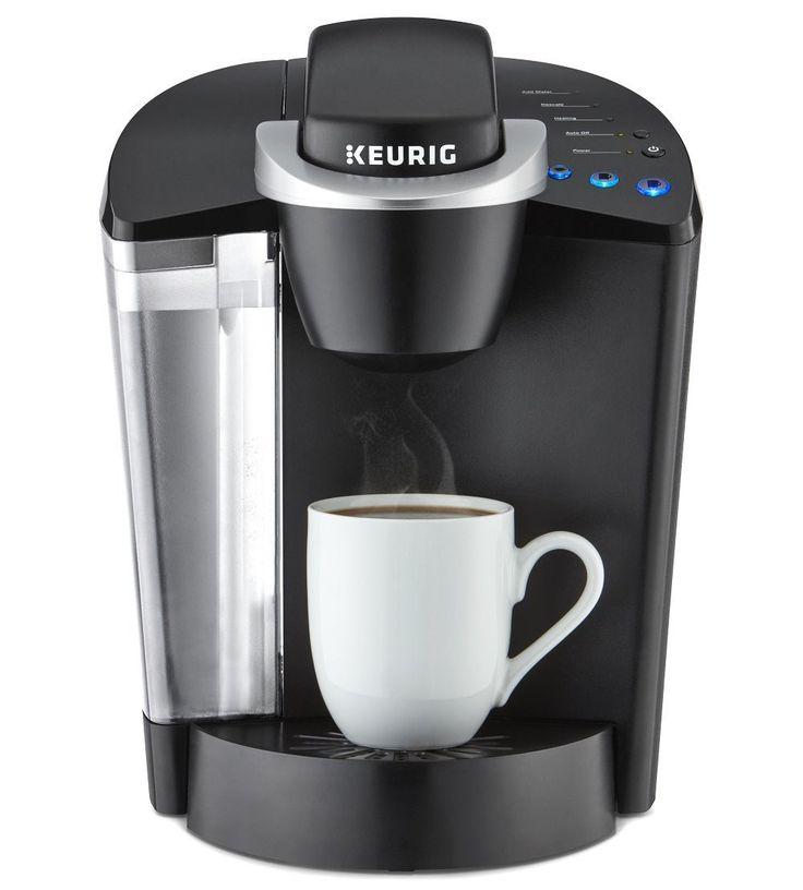 Keurig K55 Single Serve Programmable K Cup Pod Coffee Maker, Black