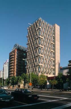 Edificio Consistorial de la Municipalidad de Las Condes. Avda. Apoquindo 3400, Las Condes, Santiago