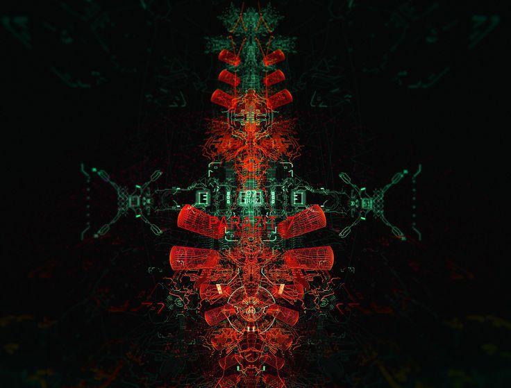 Parazit-7-2 FULL, Dan Voinescu on ArtStation at https://www.artstation.com/artwork/yoLW8