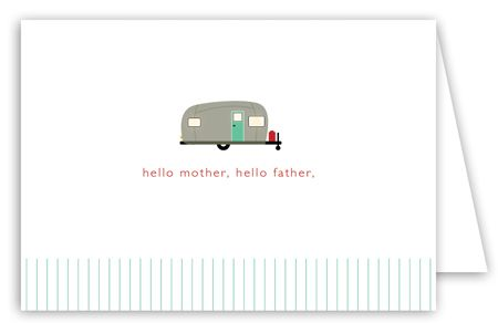 Going Camping Note Card.: Cards Crafts Gifts, Note Cards