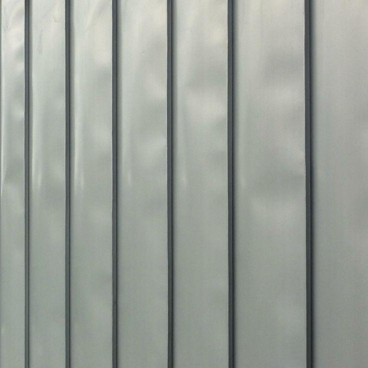 Zinc wall / Senior Center / Miguel Santiago /