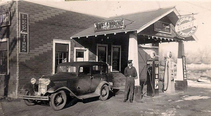 Old Gas Stations In Northern California: 17 Best Images About Vintage Gas Stations On Pinterest
