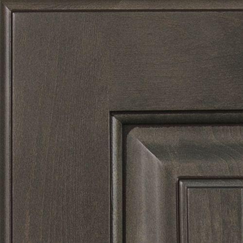 Aspect  Maple smoke with mocha glaze  Cabinet Colors