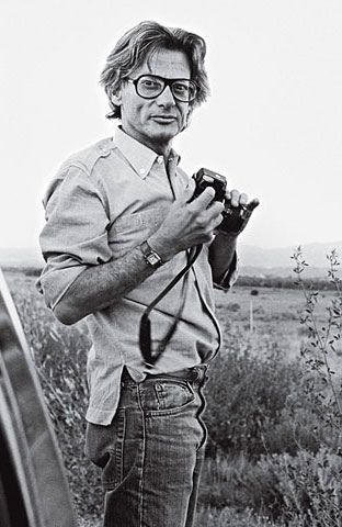 """Sometimes I think all my pictures are just pictures of me. My concern is . . . the human predicament; only what I consider the human predicament may simply be my own."" - Richard Avedon"