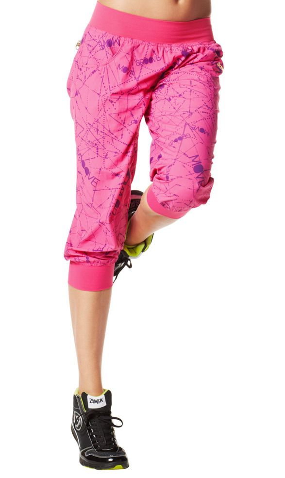 Way With Words Cargo Capri |- the Zumba pants I bought yesterday :)