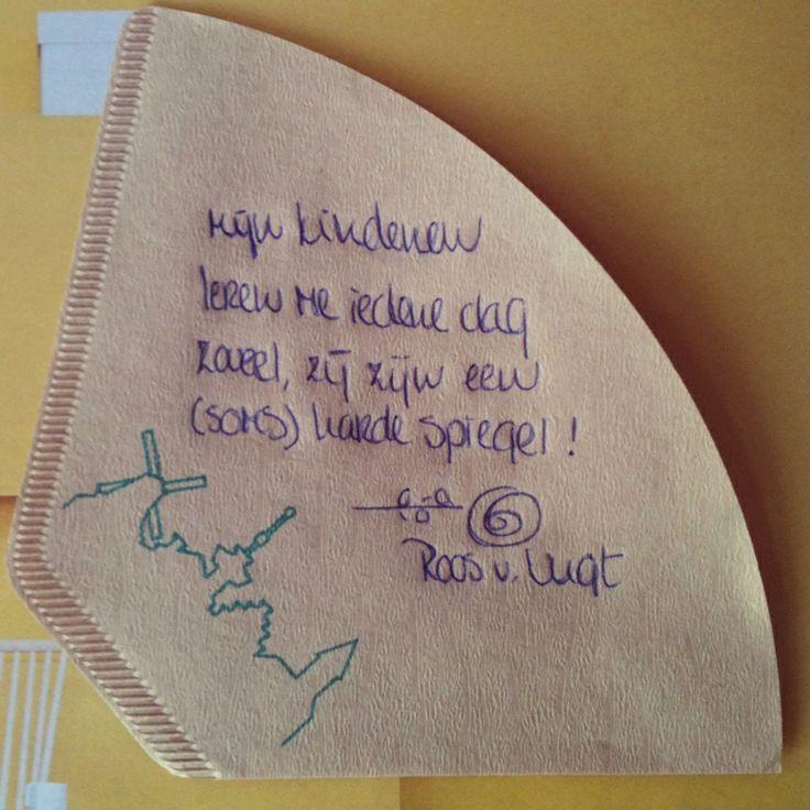 De Koffiefilter #13 met Roos van Vugt http://www.dekoffiefilter.nl/filter/de-koffiefilter-13-met-roos-van-vugt/