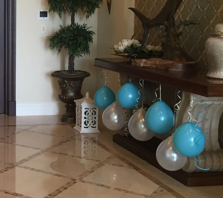 1000 ideas about no helium balloons on pinterest helium for Balloon decoration ideas without helium