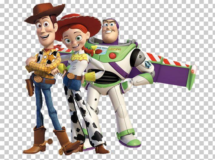 Buzz Lightyear Sheriff Woody Jessie Toy Story Film Png Animation Buzz Lightyear Cartoon Figurine Film Jessie Toy Story Woody Toy Story Woody And Jessie