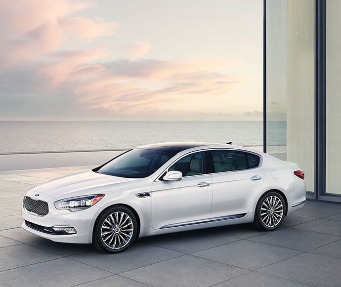 Hyundai Lineup 2015: At $60,400 The 2015 Kia K900 Is The Most Ambitious And