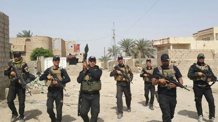 NPR podcast talking about how ineffective Iraqi Special Forces are fighting alone against ISIS, and how American advisors can aid them
