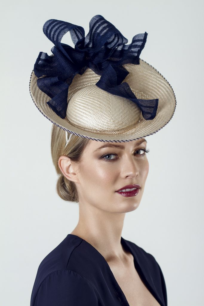 Julie Anne Lucas Millinery Georgeanna Hat.