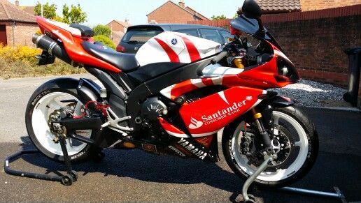My 2007 R1