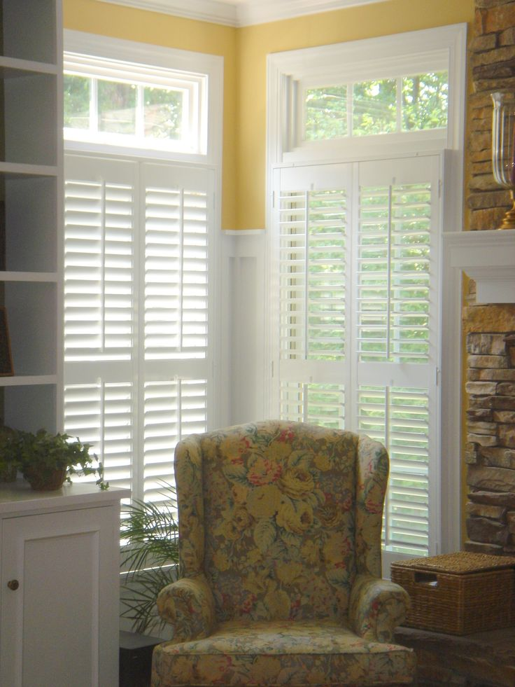 165 Best Plantation Shutters Images On Pinterest
