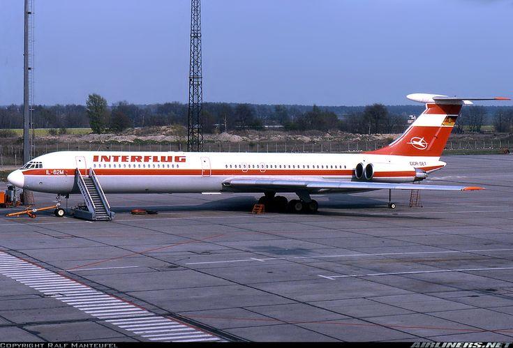 Ilyushin Il-62M aircraft picture