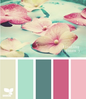 colors?: Bathroom Colors, Mint Green, Color Palettes, Design Seeds, Bedrooms Colors, Floating Tone, Girls Room, Colors Palettes, Colors Schemes