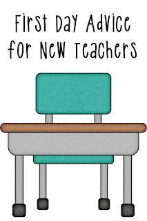 5 First Day Organization Tips for New Teachers. Still can help even if I'm not a new teacher