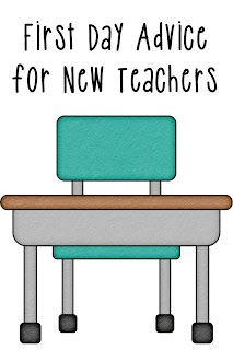 5 First Day Organization Tips for New Teachers