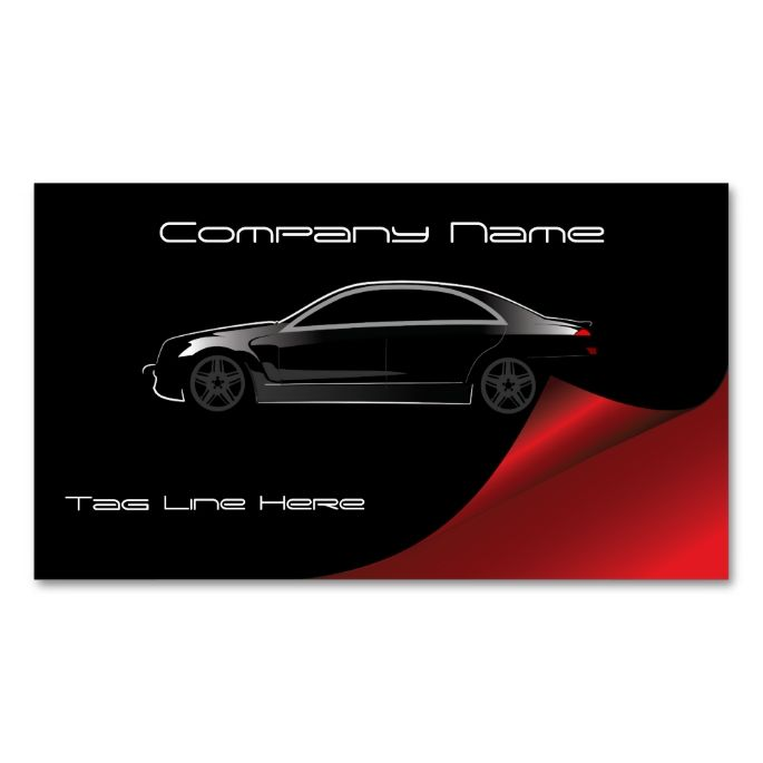 2177 best Automotive Car Business Cards images on Pinterest ...