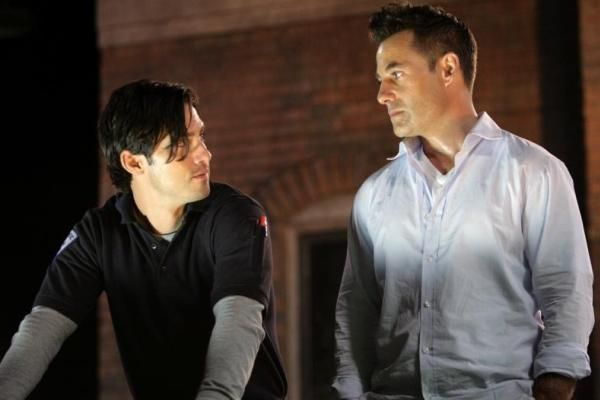 Peter and Nathan Petrelli, Heroes