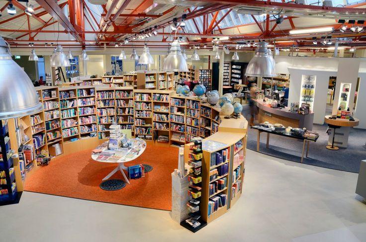 De 10 mooiste boekhandels van Nederland | MustReads - Recensies en nieuws over boeken