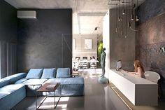 stoere industriele kantoorinrichting   Meer dan 1000 ideeën over Industriële Kantoorinrichting op Pinterest ...