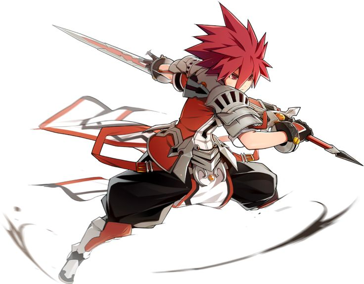 Elsword - Lord Knight