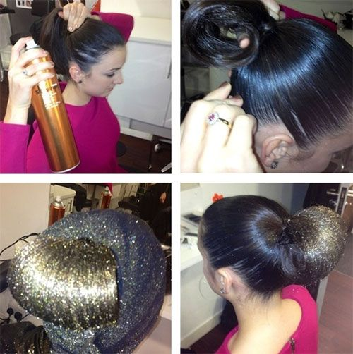 Easy Christmas Hairstyle Tutorials For Girls 2013 2014 Xmas 3