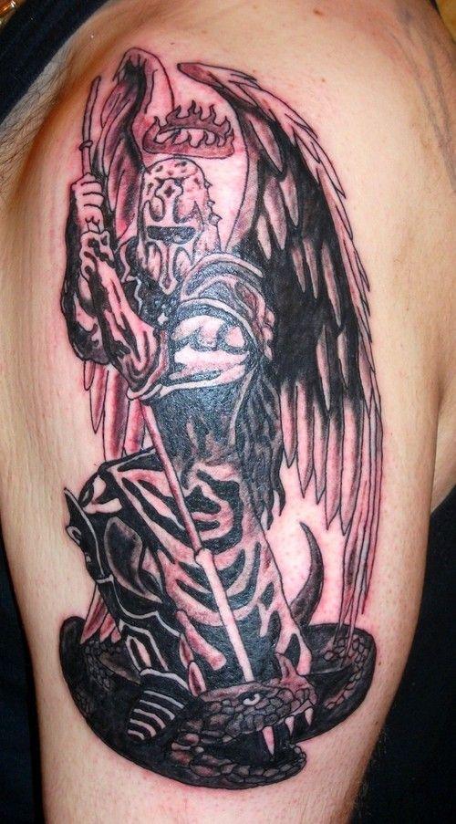 sleeve celtic warrior tattoos