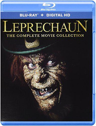 Leprechaun The Complete Movie Collection [Blu-ray  Digital HD]