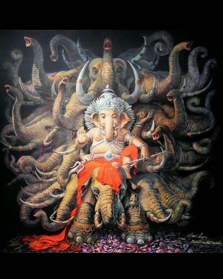 Don T Take Panga King S Forever Me With Cutie Bro Music Lovequotes Likes Insta Followforf Lord Ganesha Paintings Dancing Ganesha Ganesha Art