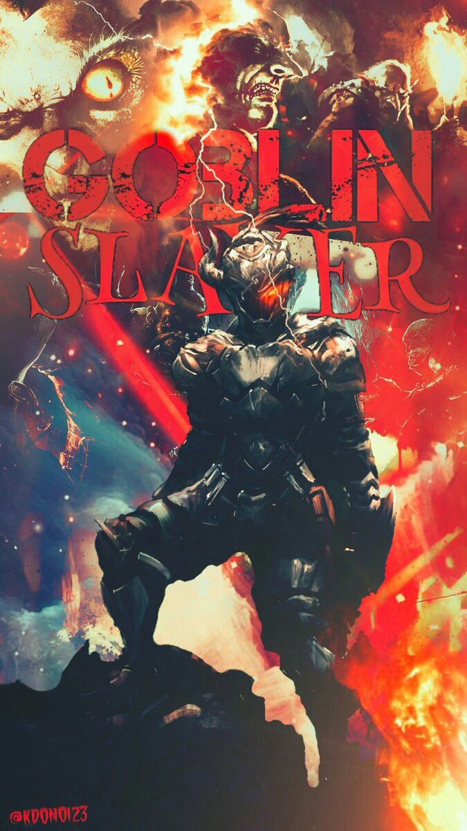 Goblin Slayer Anime 2018 Wallpaper Lockscreen Hd Fondo De