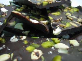 Die_Kinderkueche: Post aus meiner Küche - Schokolade selber machen