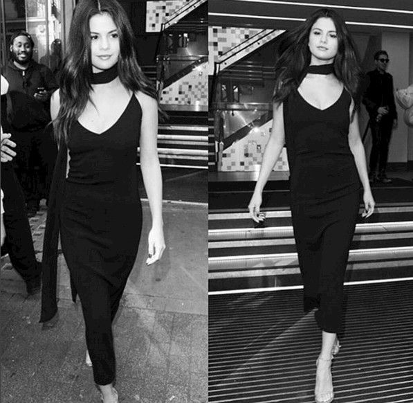 1.7 million likes - Selena Gomez's Most Stylish Instagram Moments - Photos