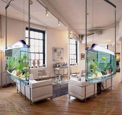Sala moderna con | http://homedecorationscollections.blogspot.com