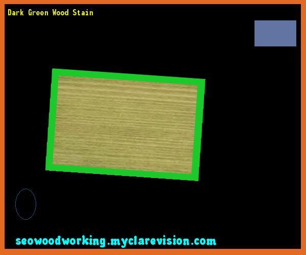 die besten 25+ green wood stain ideen auf pinterest - Esszimmer Braun Grn
