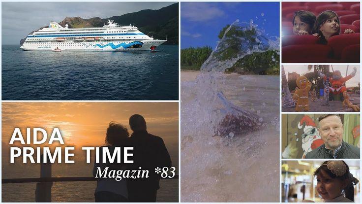 #AIDA AIDA Prime Time Magazin 83