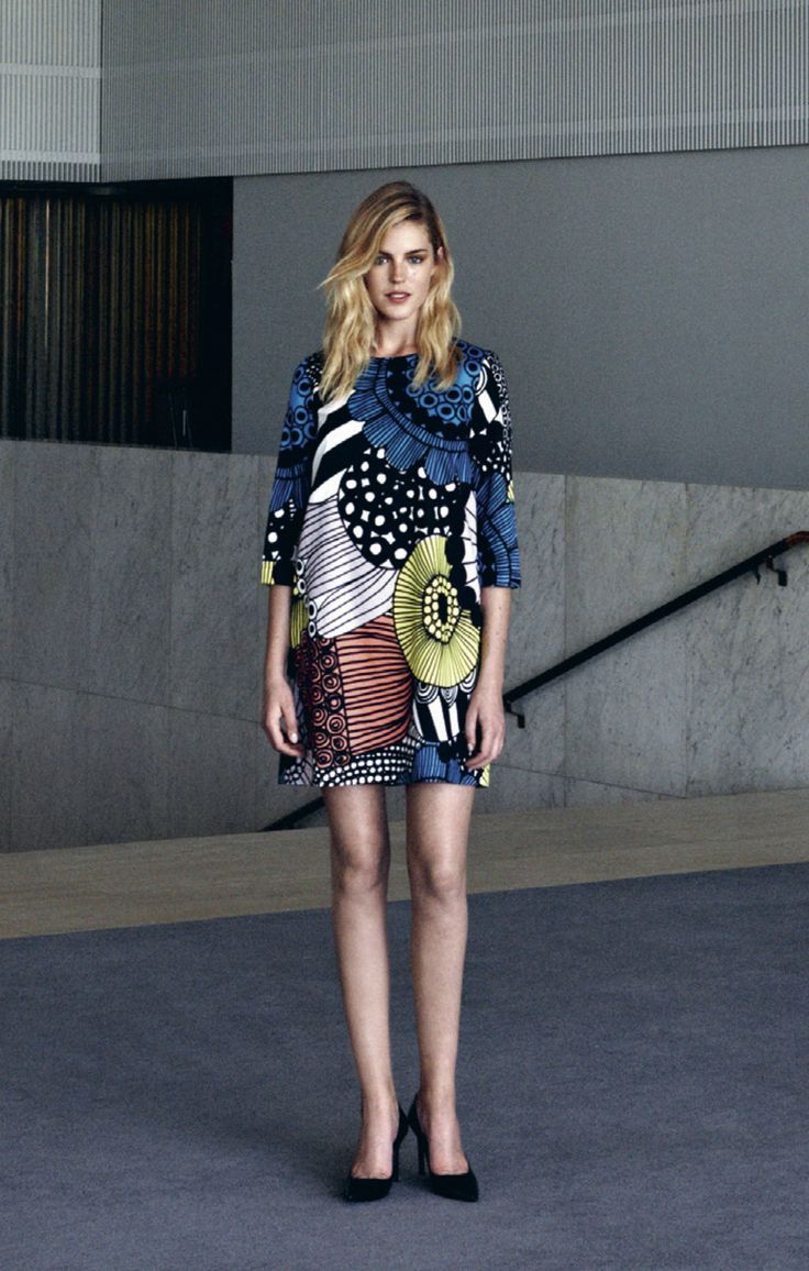 Biak dress - Marimekko Fashion - Spring 2015