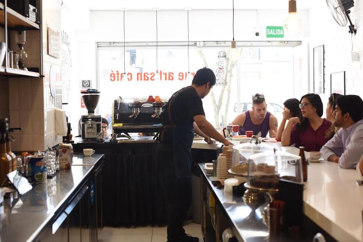 Top 6 Coffee Shops in Lima, Peru Your Tour Guide Won