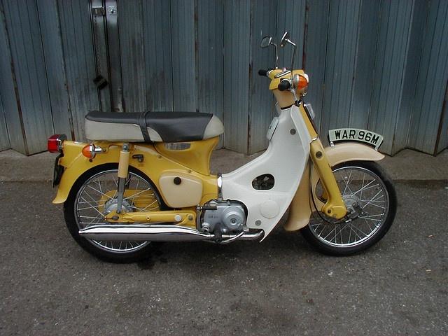 Honda Cub :-)