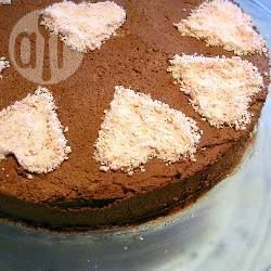 Chestnut, Meringue and Chocolate Mousse Cake @ allrecipes.com.au