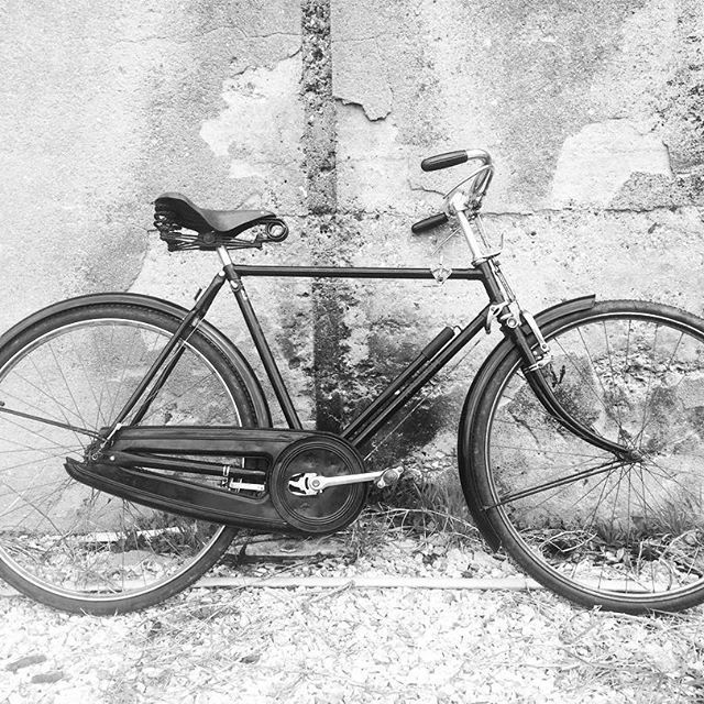 Love working on something a bit different! #vintage #raleigh #bicycle #newforest #lymington #town #bike #rare #sports